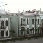 Гостиницы Белова. Общий вид