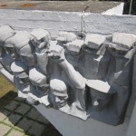 Скульптурный барельеф