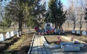 Братская могила в х. Пролетарском, Кореновского района
